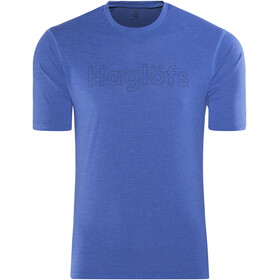 Haglöfs Ridge t-shirt Heren blauw